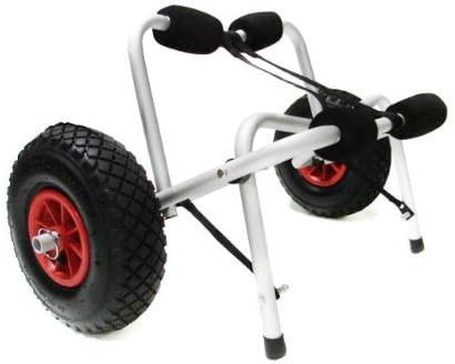 foldable aluminum kayak cart