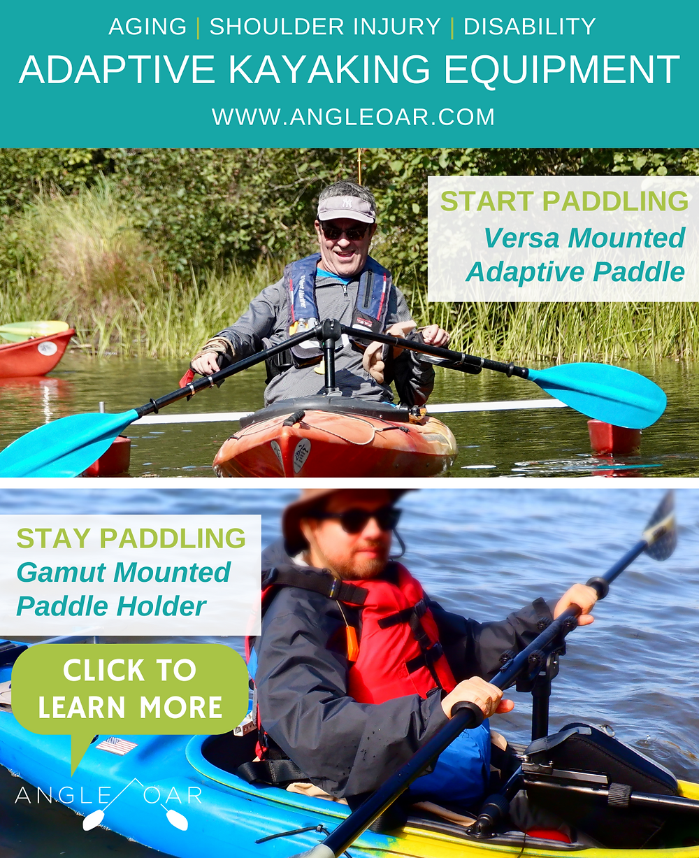paddle holders for kayaks
