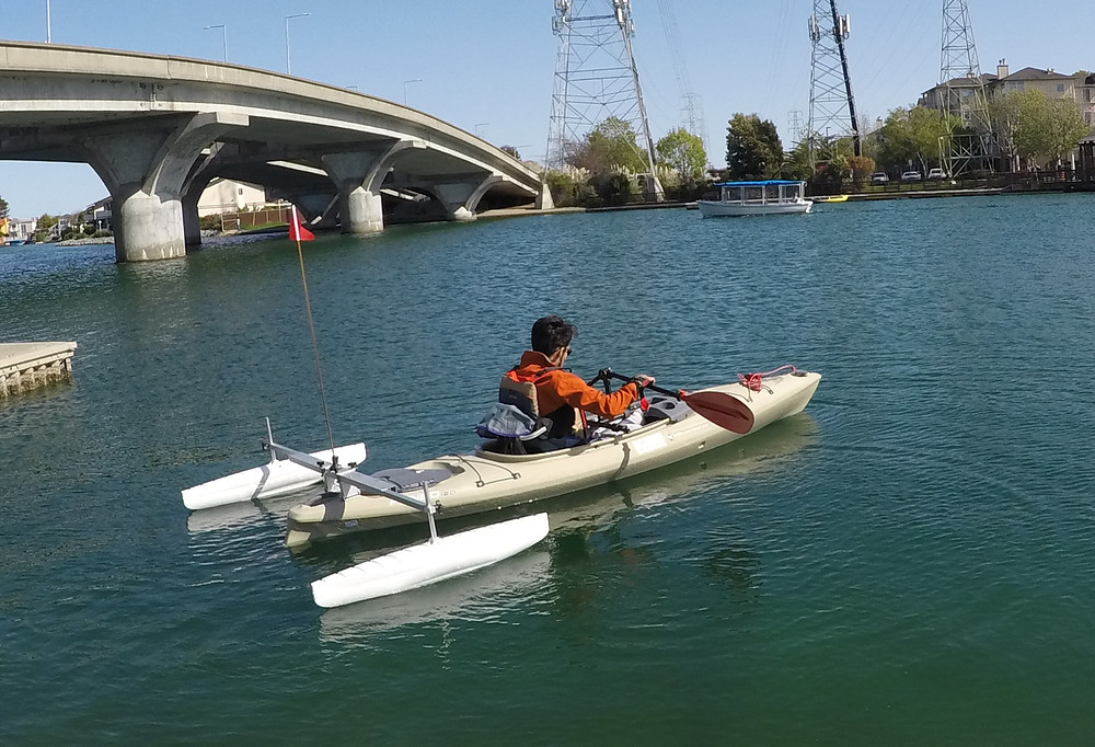 canoe outriggers