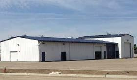 Materials Storage Building