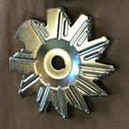 Clear Zinc (Appears Silver)