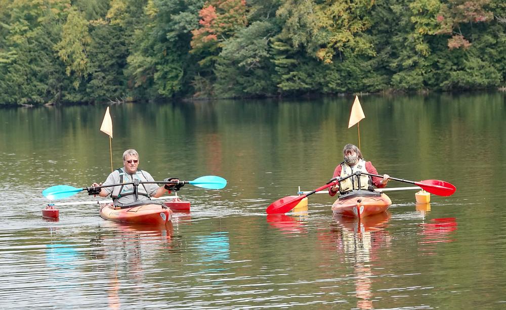 adaptive kayaking spinal cord injury canada
