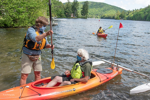 Adaptive Kayaking Consultation