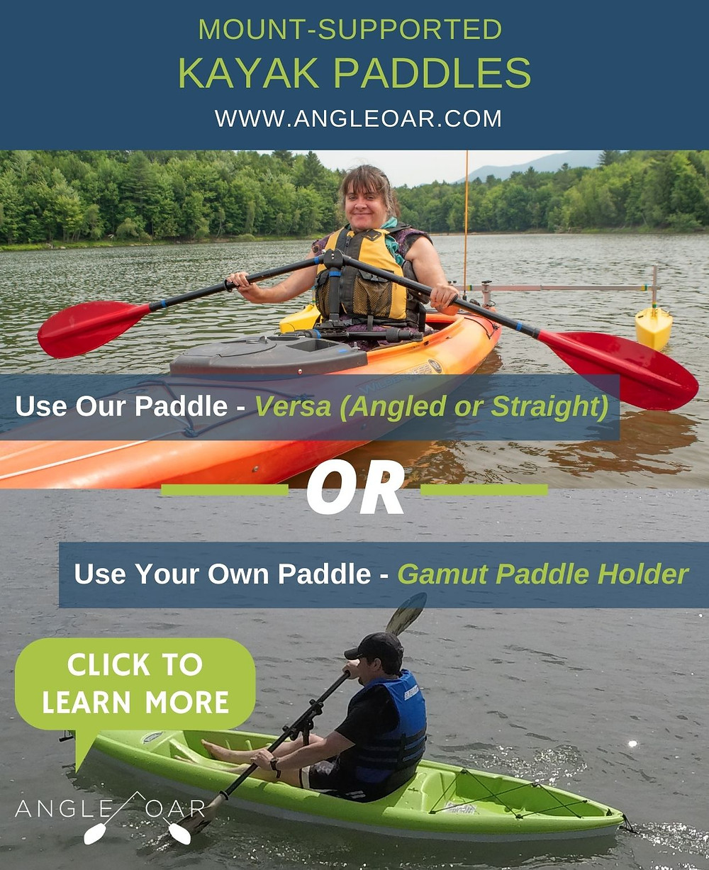 accessible kayaking