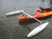 Kayak & Canoe Outriggers