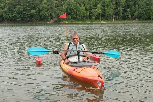 Versa Adaptive Kayak Paddle