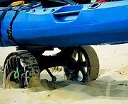 Kayak & Canoe Trolley Cart