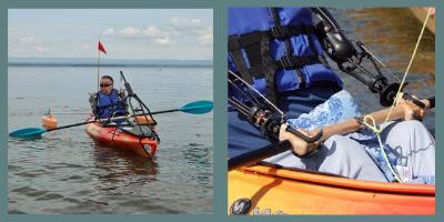 disability kayaking