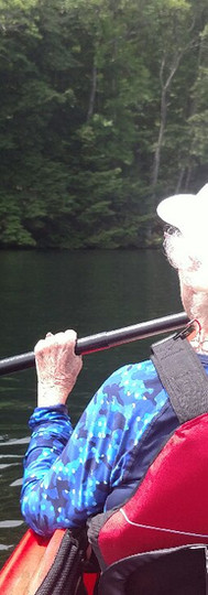 Mother-Daughter Kayak Trip