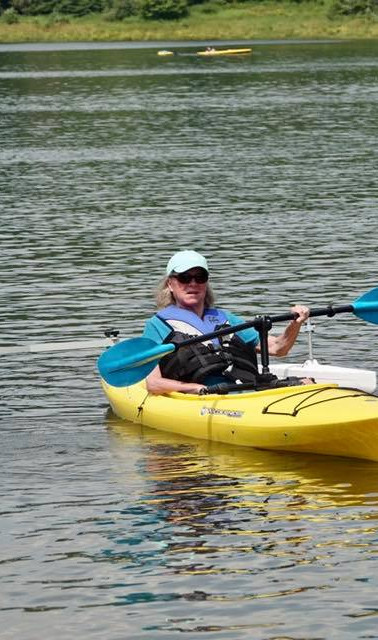 One-Handed Paddling After Stroke