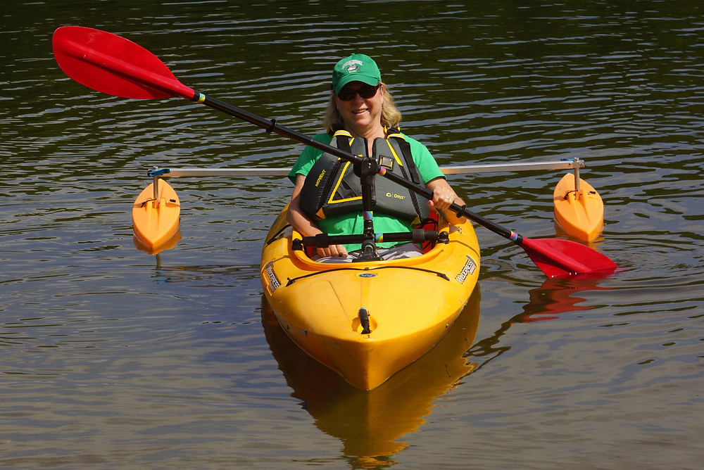 kayak disabled brain injury