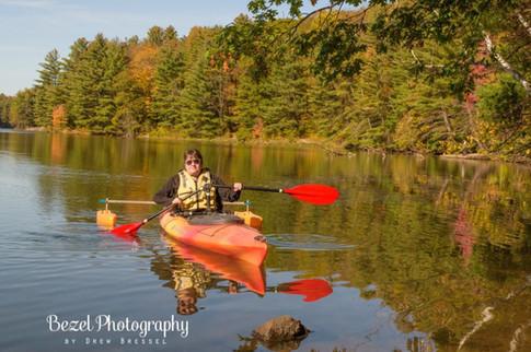 Vermont Adaptive Paddling