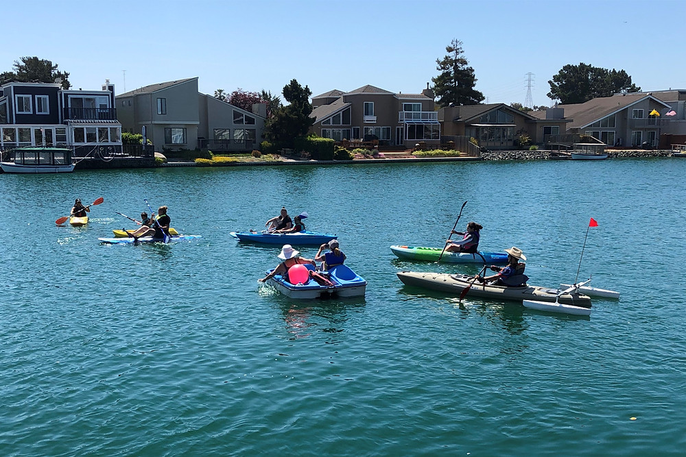 Kayaking with a Spinal Cord Injury