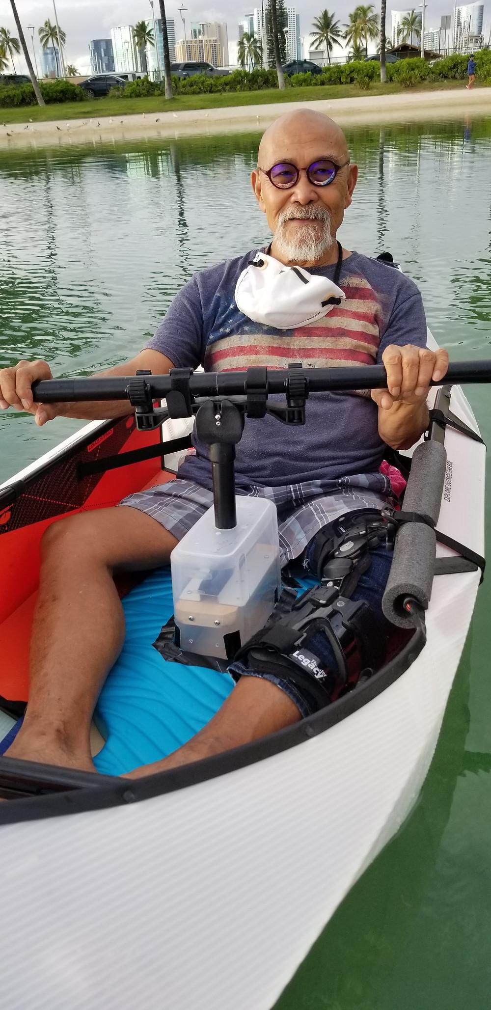 Oru Kayak Rotator Cuff Injury