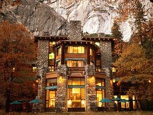 Ahwahnee Hotel Yosemite