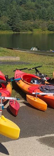 NDAA Adapted Kayak Fleet