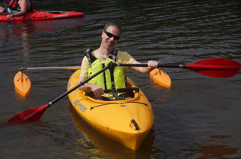 disability kayaking