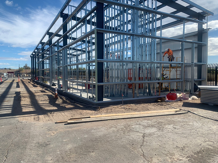 Construction Building Design