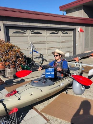 spinal cord injury kayaking