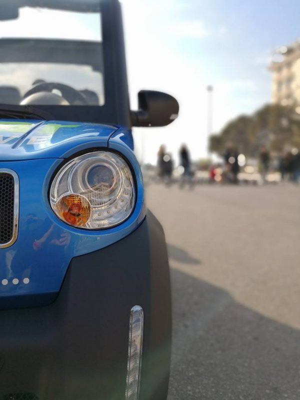 Move elektrische auto