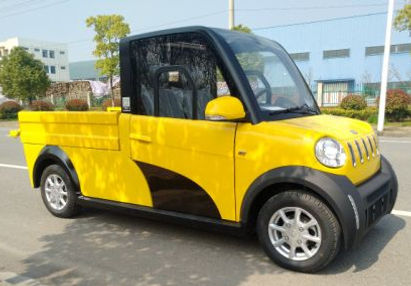 Right-Hand-Drive-Mini-Truck-2-Doors-Elec