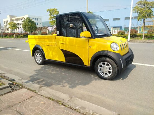MOVE CityCarGo PickUp en Van