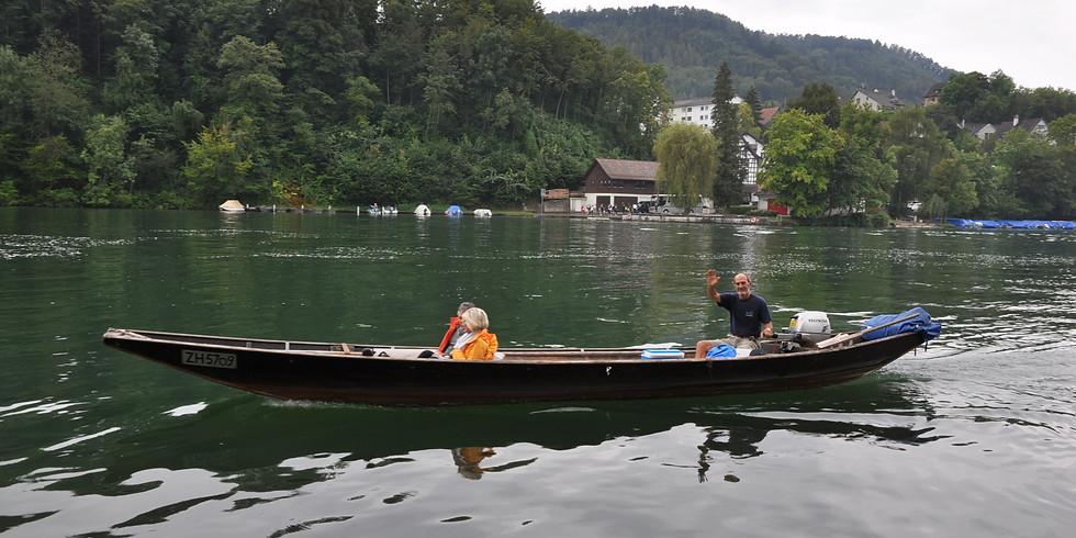 Weidlingfahrt für Neuzuzüger und Rheininteressierte