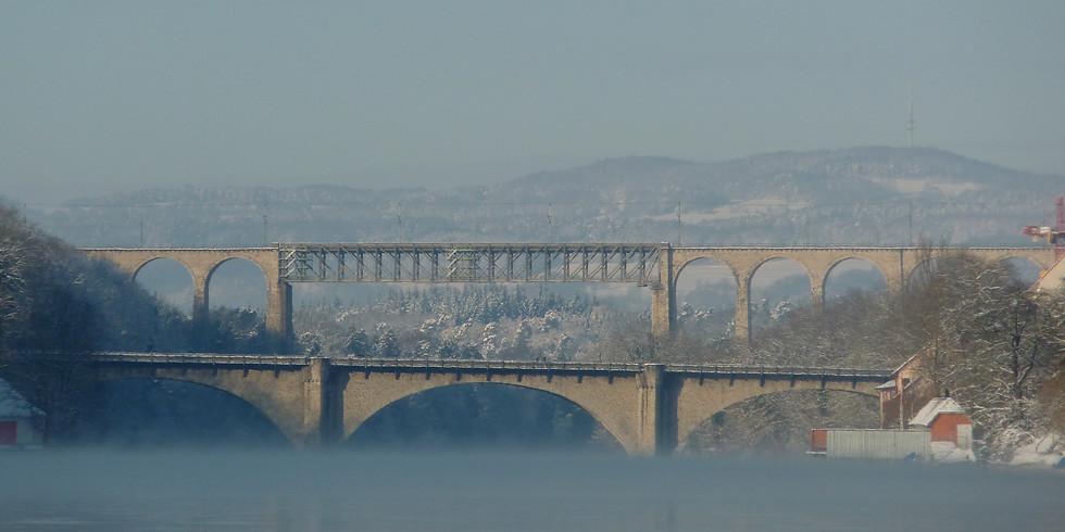 Brücken früher – heute – morgen