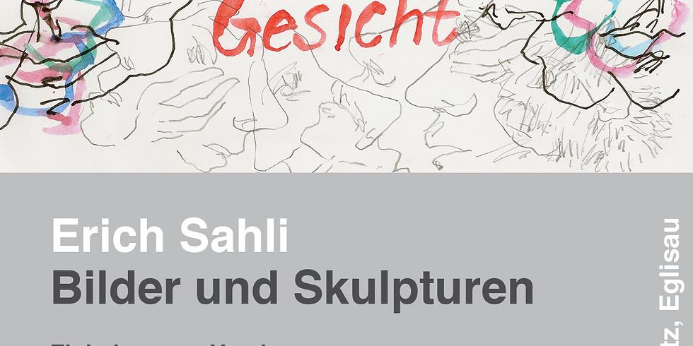 Vernissage: Erich Sahli