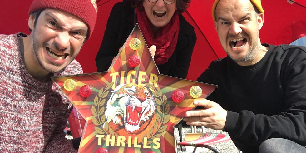 «Tiger Thrills» Sommer Bustour von Pasta del Amore