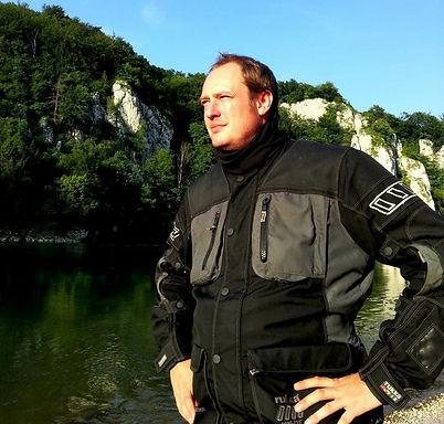 André Schmitt - Tourguide bei ROOKiE-TOURS Motorradreisen