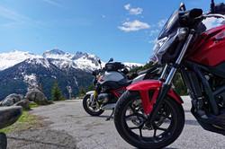 Gerlos Motorradreisen