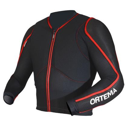 Erfahrungsbericht und Test ORTEMA Ortho-Max Jacket Protektorenjacke