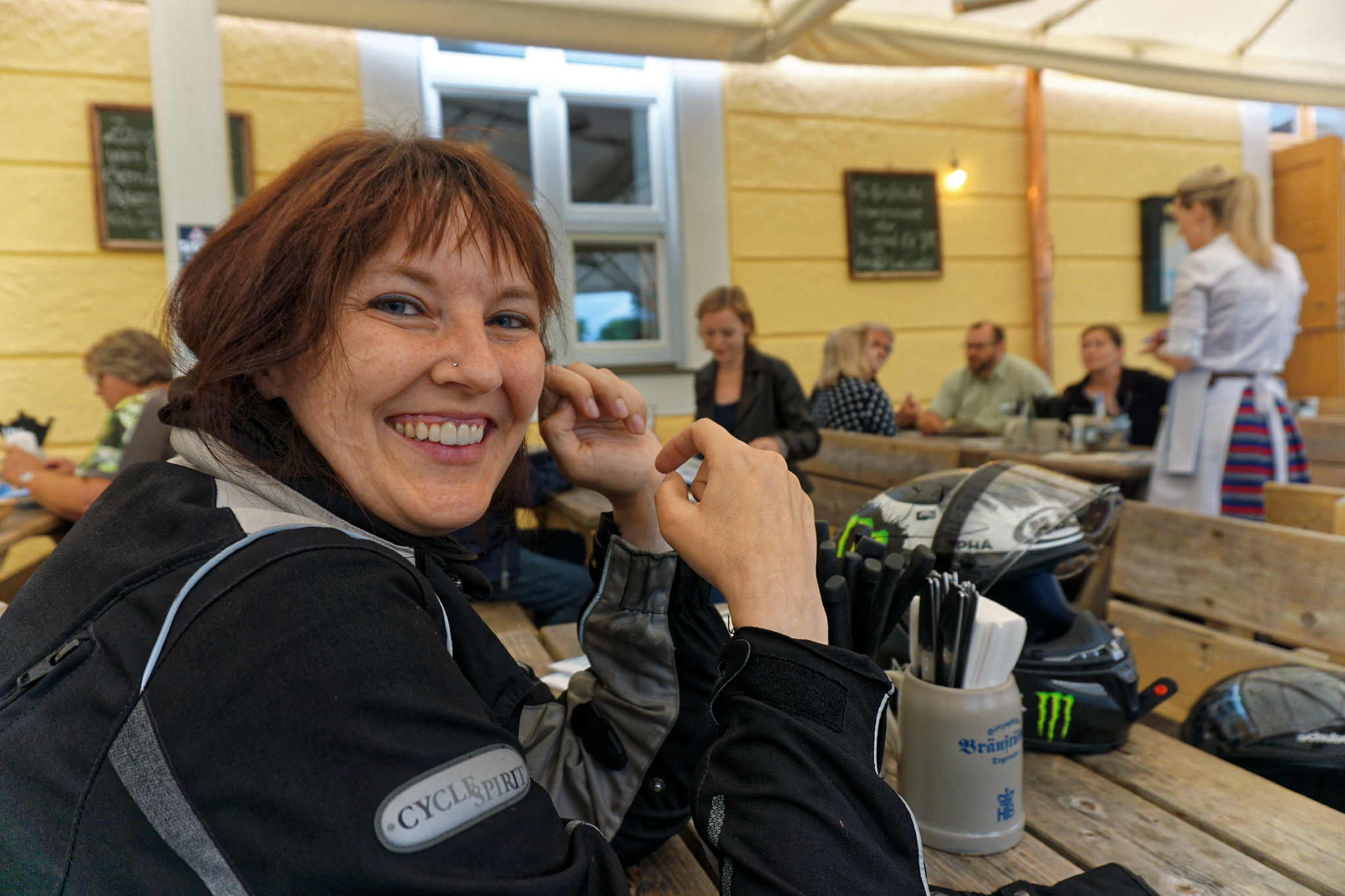 Motorradtour zum Tegernsee