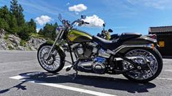 Harley Davidson Alpen
