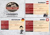 Reiseinfos für Motorradfahrer Gratis-Download