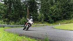 Motorradreise + Training