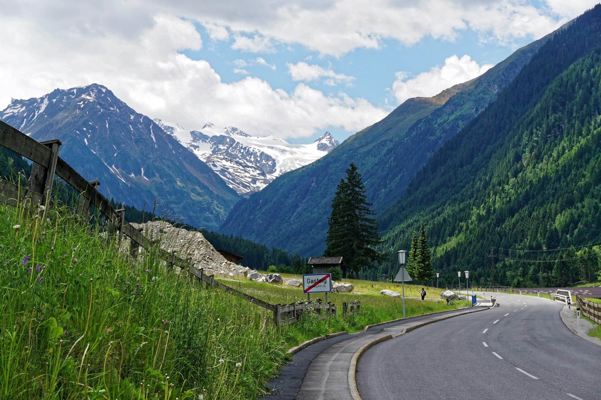 geführte Motorradreisen Stubai Tal