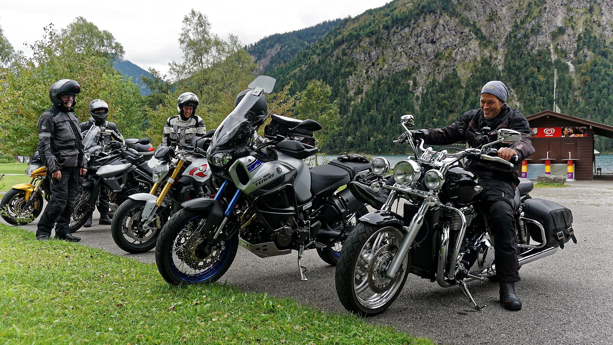 Motorradtour_Plansee