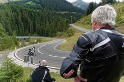 Observatives Training für Motorrad