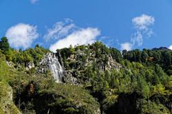 Wasserfall im Kaunertal