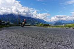 Motorradreisen Leutasch in Tirol