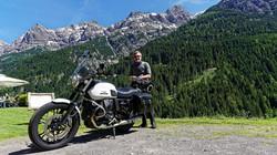 stressfreie Motorradreise
