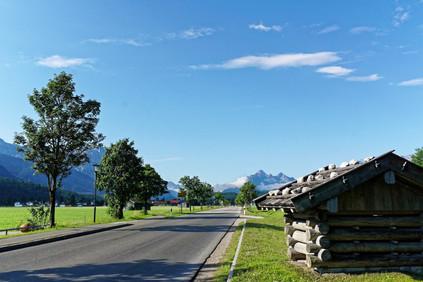 Tiroler Schmankerl vom 20. bis 23.07.2017