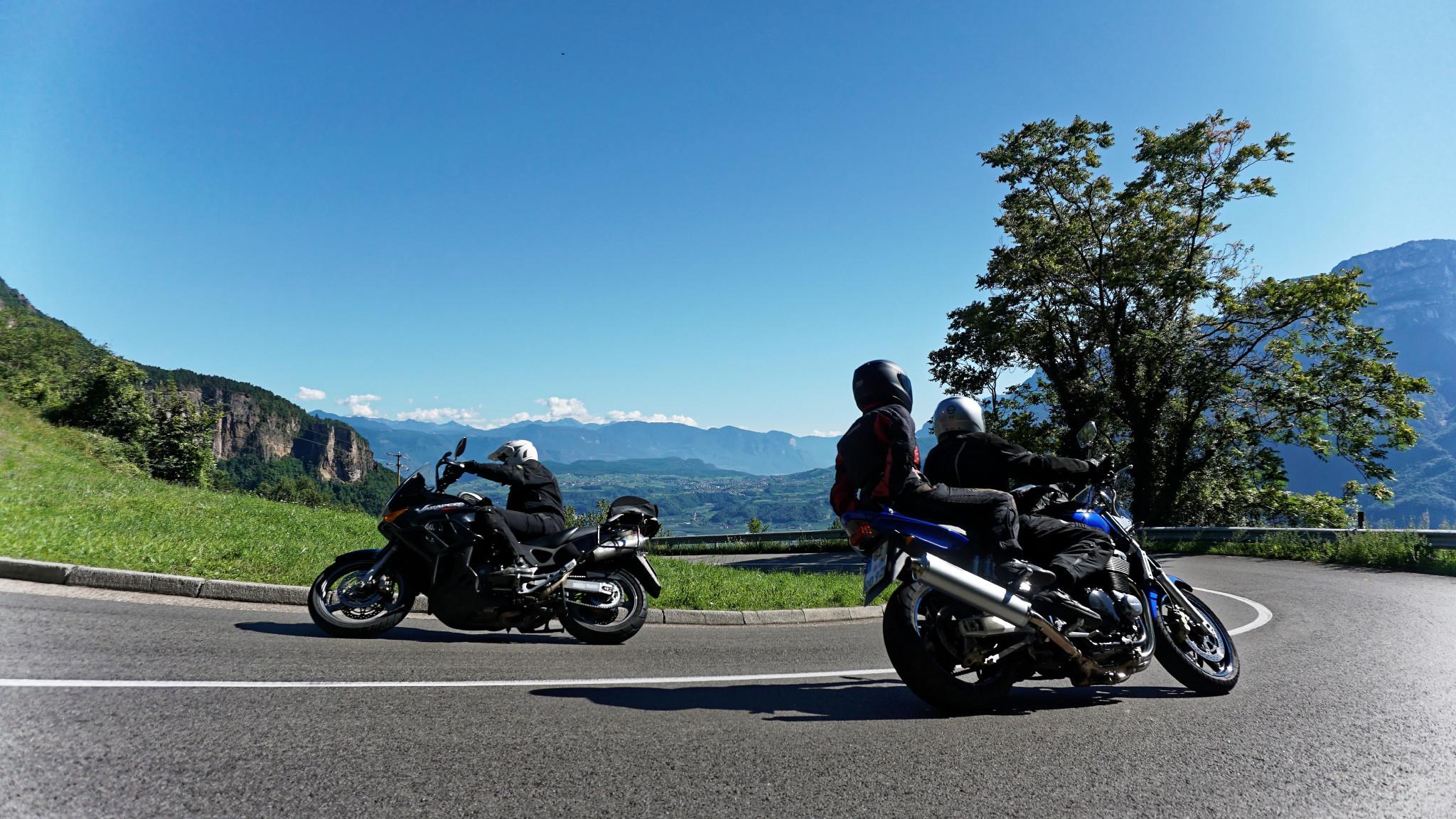 Kurventraining Südtirol