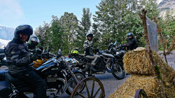 Motorradtour_München