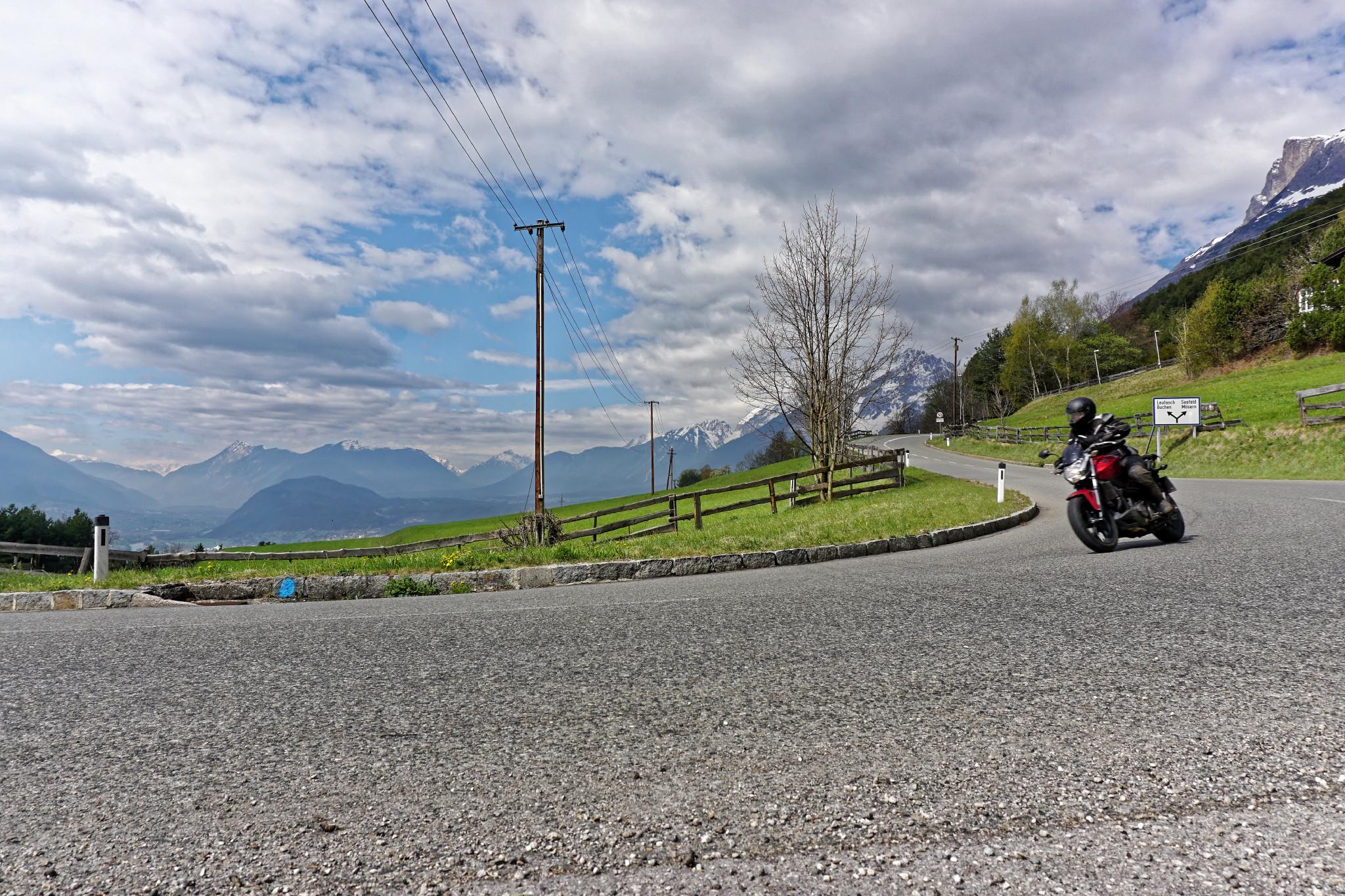 Kurventraining + Motorradreise
