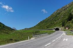 Motorradtour Alpenstraßen