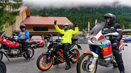 2016 - so viele Motorradtouren, dass wir gar nicht zum Schreiben gekommen sind