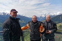 Geführte Motorradtour Piller Höhe